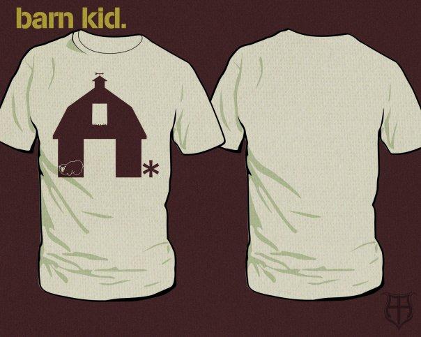 Barn Kid Tee