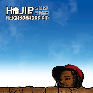 neighborhood kid